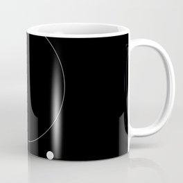 Minimal White 5 Coffee Mug