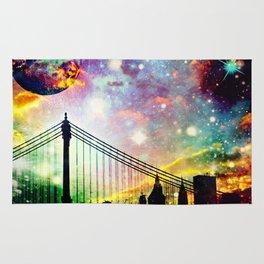 Galaxy Bridge Rug