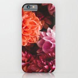 Dahliatastic iPhone Case