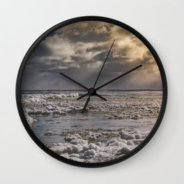 Huron Wall Clock