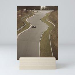 Nürburgring Nordschleife Formula 1 Racing Mini Art Print