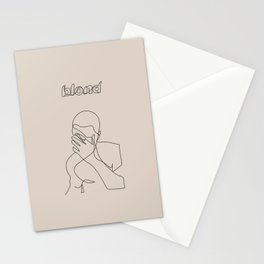 Frank | Blond Stationery Cards