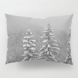 Snow2 Pillow Sham
