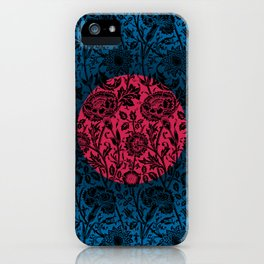 Flower Moon iPhone Case