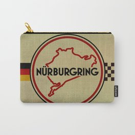 Nürburgring, the Green Hell Carry-All Pouch