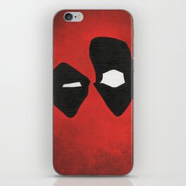 Comic Book Abstract iPhone Skin
