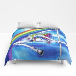 Pole Creatures: Unicorn Comforters