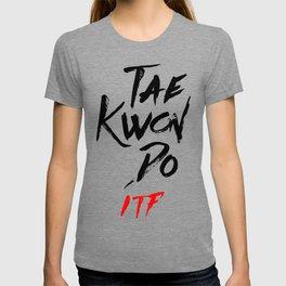 Taekwondo ITF T-shirt