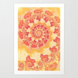 Eternal Sunshine Art Print