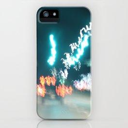 Clouded Mind iPhone Case