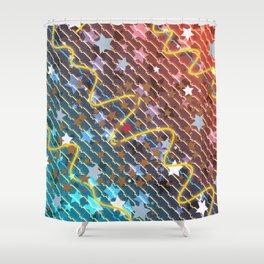 Wonder Pattern Shower Curtain