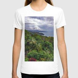 Villas Alturas Costa Rica View T-shirt