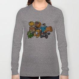 Heroes of Photonstorm Long Sleeve T-shirt