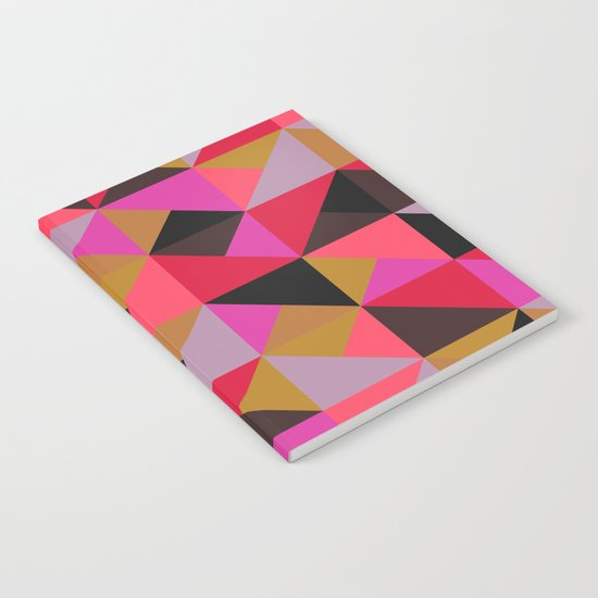 colour + pattern 19 Notebook