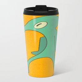 Bold and Brash Travel Mug