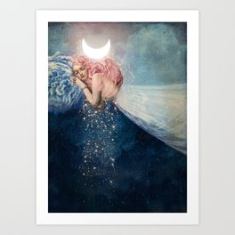 The Sleep Art Print
