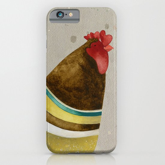 Rooster Willow iPhone & iPod Case