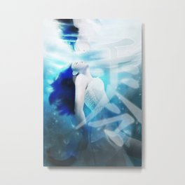 Zero Metal Print
