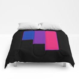 Bisexual and Biromantic Comforters
