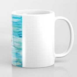 Lotus in the Rain I Coffee Mug
