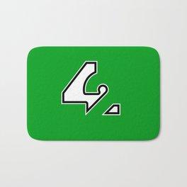 42 - Green Bath Mat