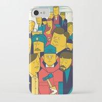 fargo iPhone & iPod Cases featuring Fargo by Ale Giorgini