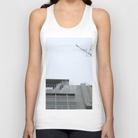 building Tank Tops featuring Building by RMK Photography