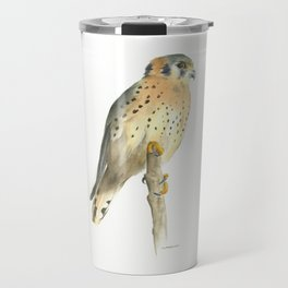 american kestrel Travel Mug