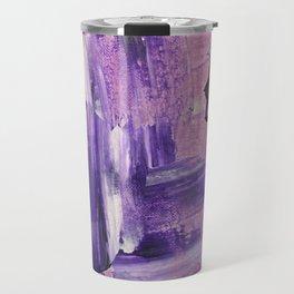 Purple Mess Travel Mug
