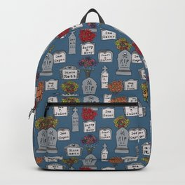 Humorous-Headstones Backpack