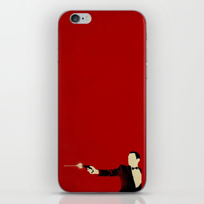 The Double Agent iPhone Skin