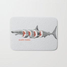 Sushi Mako Bath Mat