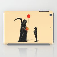 eat iPad Cases featuring Gift by nicebleed