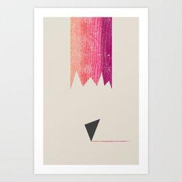 Drawing Inspiration Art Print