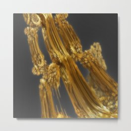 Like Gold Not Gold 2 Metal Print