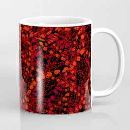 storm of ovals Coffee Mug