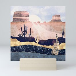 Autumn Desert Mini Art Print