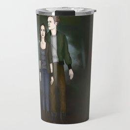 FitzSimmons Bellarke AU Travel Mug