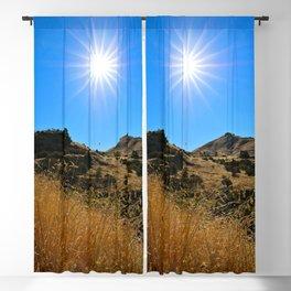This Idaho Sun Blackout Curtain