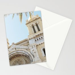 North African architecture in Tunis, Tunisia Stationery Cards