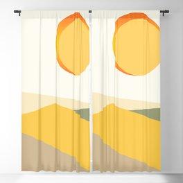 Sonoran Desert 3 Blackout Curtain