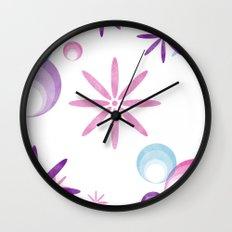 Groovy Chic Wall Clock