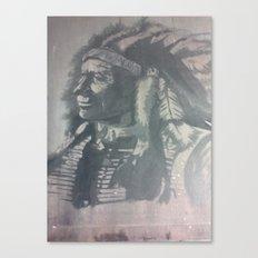 Indian Spirit Canvas Print