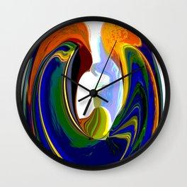 Odd Bird Wall Clock