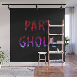 Part Ghoul  Wall Mural