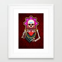 pride Framed Art Prints featuring Pride by Teodoru Badiu