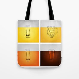 Golden Nectar Tote Bag