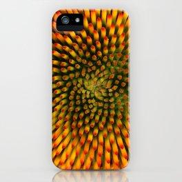 Flower Fractal iPhone Case