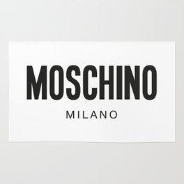 Moschino Milano Rug