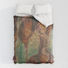 Ecstatic Pelvis (Meat Flame) Comforters